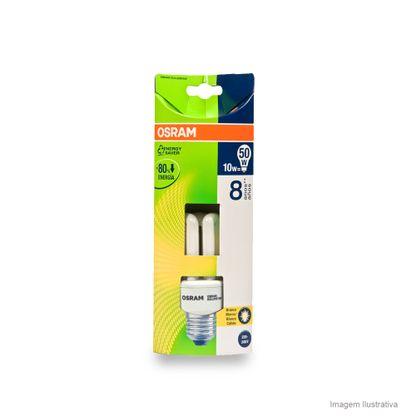 Lâmpada Osram Dulux E27 10w 2700k 220v