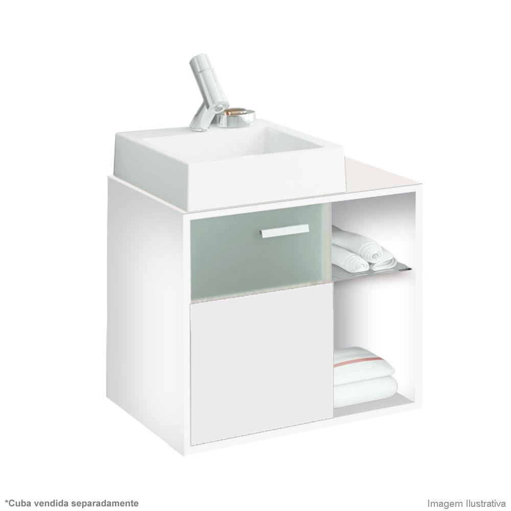 Gabinete Para Banheiro Toucador para banheiro com espelho -> Gabinete Para Banheiro Com Cuba Telhanorte
