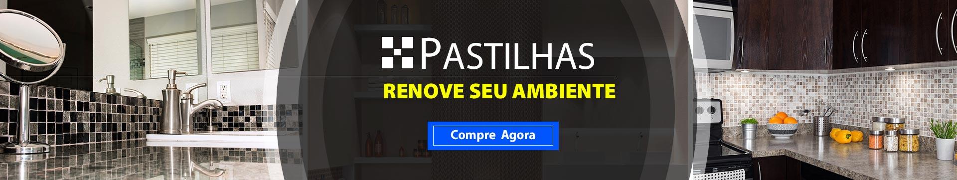 Banner - Pastilhas