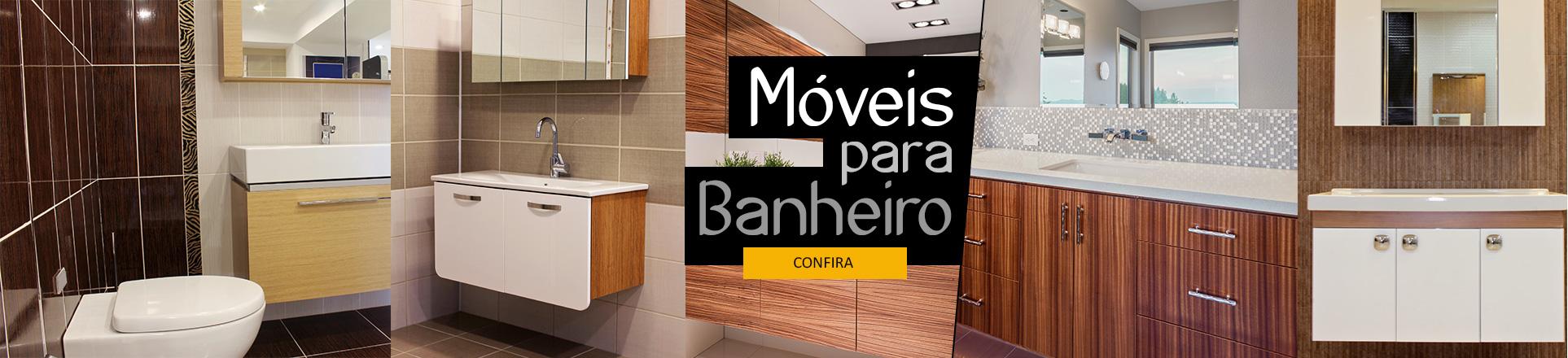 Banner 2 - Móveis para Banheiro