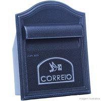 Caixa-de-correio-Tyane-Eco-preta-Pintart