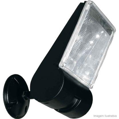 Holofote Refletor Taschibra 15w Preto