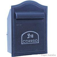 Caixa-de-correio-Alfa-Eco-preta-Pintart