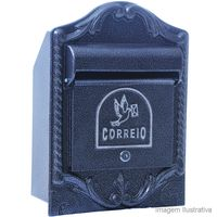 Caixa-de-correio-Beta-Frontal-Eco-preta-Pintart