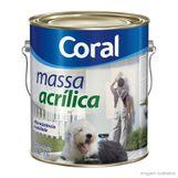Massa-acrilica-corrida-Coraplus-36-litros-branco-Coral