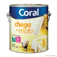 Tinta-acrilica-Chega-de-Mofo-36-litros-branco-Coral
