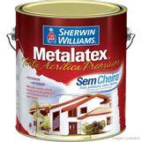 Tinta-Latex-Metalatex-acrilica-fosco-36L-palha-Sherwin-Williams