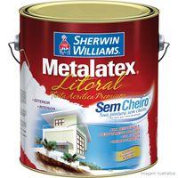 Tinta-Latex-Metalatex-acrilica-36L-litoral-branco-Sherwin-Williams