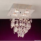 Lustre-de-cristais-Obelisc-para-4-lampadas-GU10-transparente-Bronzearte