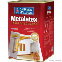 Massa-corrida-Metalatex-18-litros-branco-Sherwin-Williams
