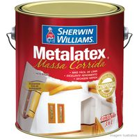 Massa-corrida-Metalatex-36-litros-branco-Sherwin-Williams
