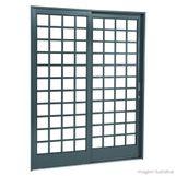 Porta-de-correr-2-folhas-Belfort-217x160x12cm-quadriculada-Sasazaki