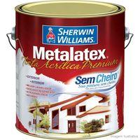 Tinta-Latex-Metalatex-acrilica-fosco-36L-gelo-Sherwin-Williams