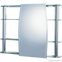 Espelheira-Cris-Slip-1310-62x64cm-Cris-Metal
