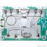 Kit-de-acessorios-para-banheiro-com-9-pecas-Verona-verde-Aquaplas