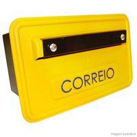 Caixa-de-correio-Sigma-amarela-Pintart