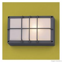 Tartaruga-retangular-sem-grade-cinza-para-1-lampada-4307-15W-Ideal