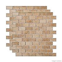 Mosaico-de-porcelanato-Brick-306x312cm-bege-Portinari