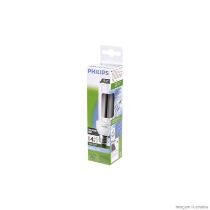 Lâmpada Philips Eco Home 3u Mini 14w 6500k 127v