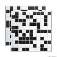Pastilha-de-vidro-30x30cm-mescla-preto-e-branco-Vidro-Real