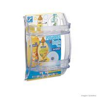 Porta-shampoo-com-prateleira-dupla-Plus-31x22x105cm-Arthi