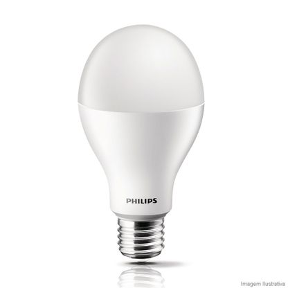 Lâmpada Philips Led Bulbo A67 12,5w 3000k 220v