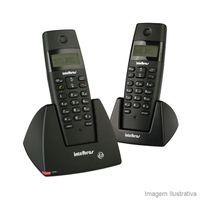Telefone-sem-fio-com-identificacao-de-chamadas-e-ramal-adicional-TS-40-C-preto-Intelbras