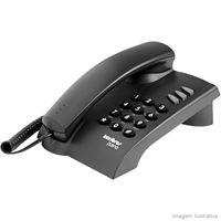 Telefone-com-fio-de-mesa-Pleno-preto-Intelbras
