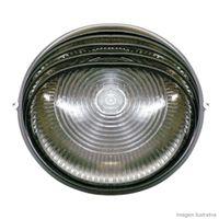 Tartaruga-circular-meia-Cana-preta-para-1-lampada-Home-Line