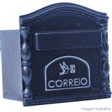 Caixa-de-correio-Eco-preta-Pintart