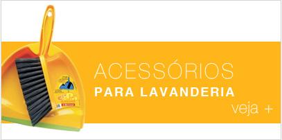 Banner P1 - Acessório de Lavanderia