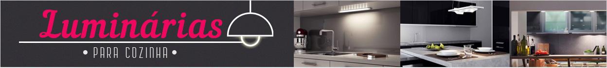 Banner M -  Luminárias de Cozinha