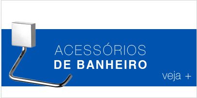 Banner P2 - Acessórios de Banheiro