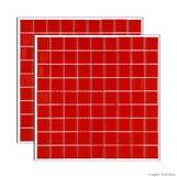 Pastilha-de-vidro-Cristal-placa-292x292cm-vermelho-Glass-Mosaic