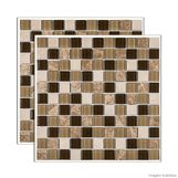 Pastilha-de-pedra-Matisse-placa-29x29cm-bege-e-marrom-Glass-Mosaic