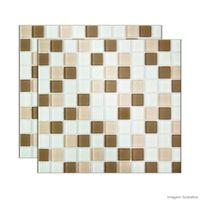 Pastilha-de-vidro-Miscelanea-placa-292x292cm-bege-e-marrom-Glass-Mosaic