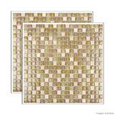 Pastilha-de-vidro-Glass-Stone-placa-31x31cm-branco-Glass-Mosaic