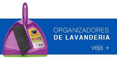 Banner P2 -  Organização da Lavanderia