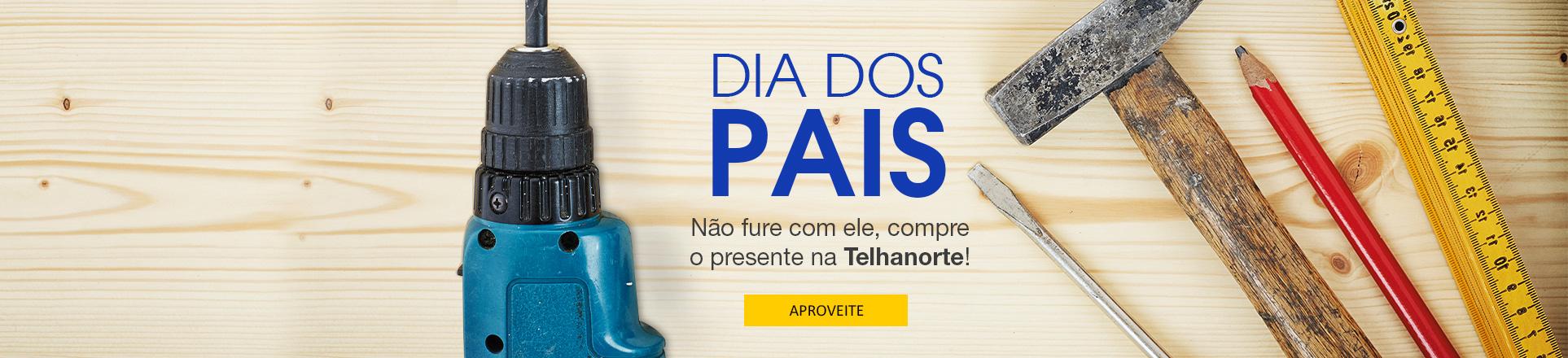 Banner 1 - Dia dos Pais - Tablóide