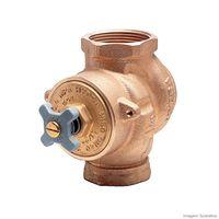 Base-para-valvula-Hydra-Max-Clean-e-Pro-11-4--bronze-bruto-Deca