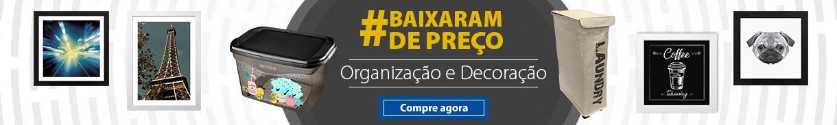 Banner - Organização