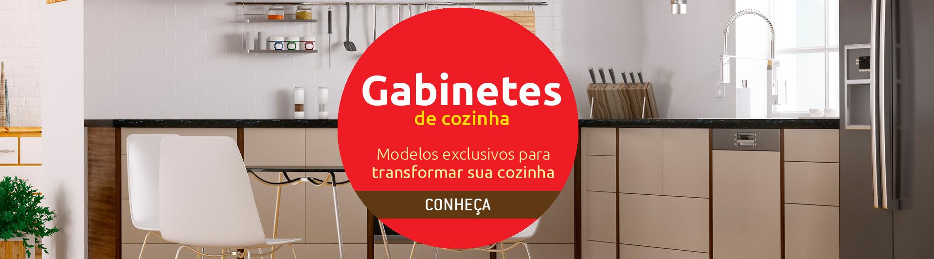 Banner - Gabinetes Cozinha