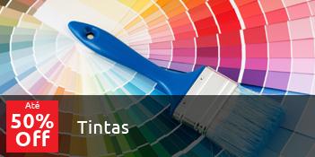 Banner P1 -  Tintas