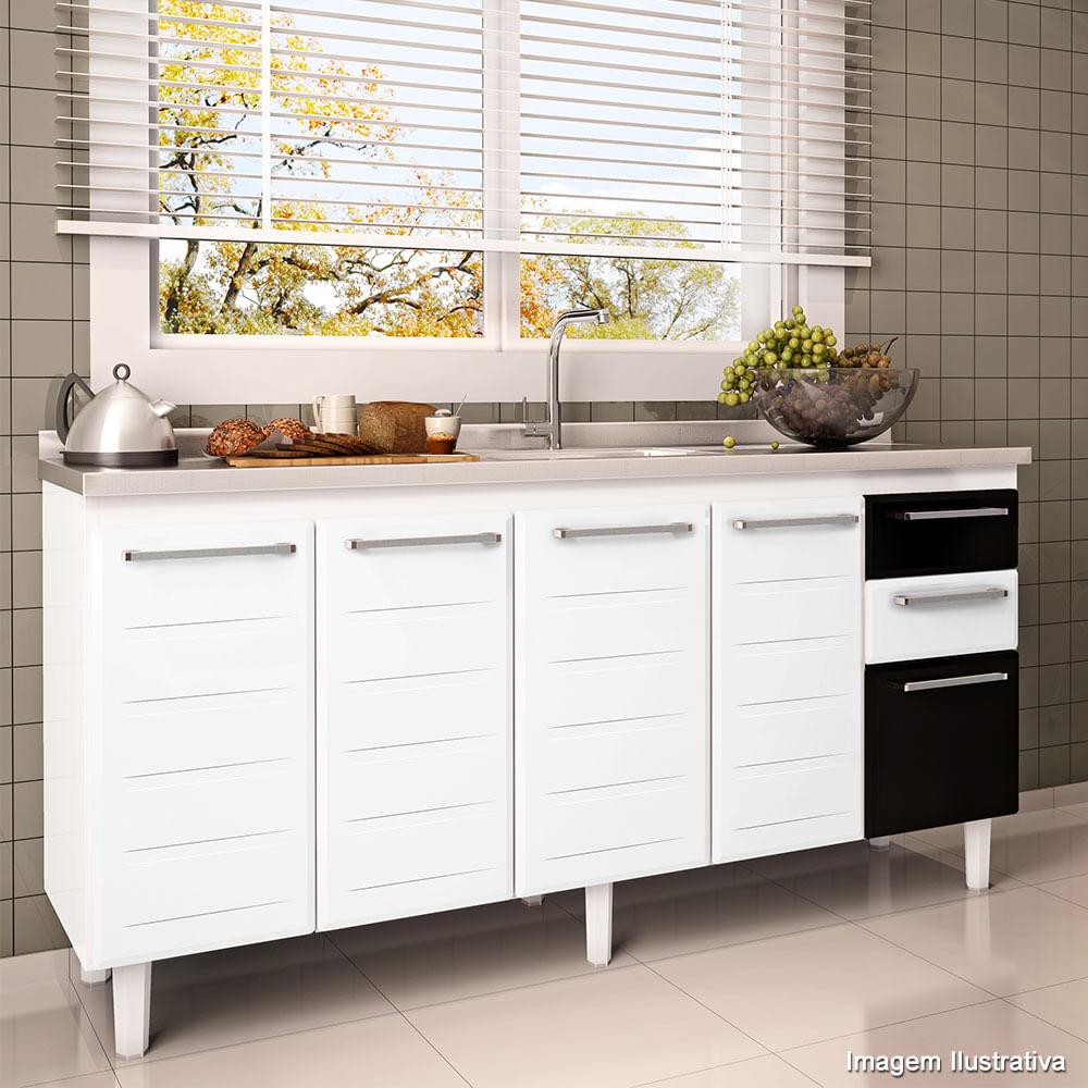 Cozinha E Lavanderia M Veis Para Cozinha Cozimax Telhanorte ~ Armarios De Cozinha Suspenso