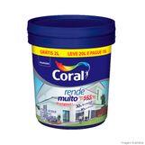 Tinta-acrilica-fosca-Rende-muito-20-litros-branco-Coral
