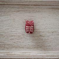 Puxador-de-resina-14369-coruja-vermelho-Le-Souk