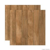 Porcelanato-Lath-62X62cm-esmaltado-e-retificado-brown-Royal-Gres