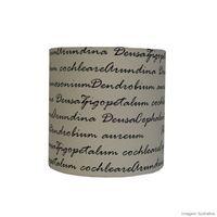 Cupula-de-tecido-Letras-20x20cm-LS-Ilumina