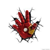 Arandela-3D-Mao-do-Homem-de-Ferro-Startec