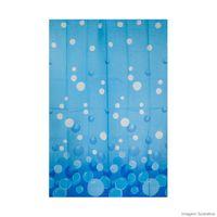 Cortina-para-box-de-poliester-180x198cm-Nautica-bolha-azul-Komlog